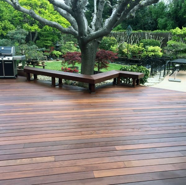 Sleek Floating Deck Ideas
