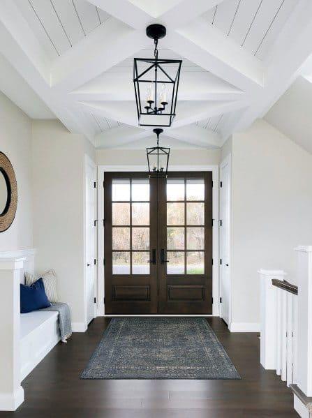 Sleek Hallway Lighting Ideas