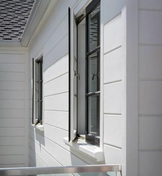 Sleek House Siding Ideas