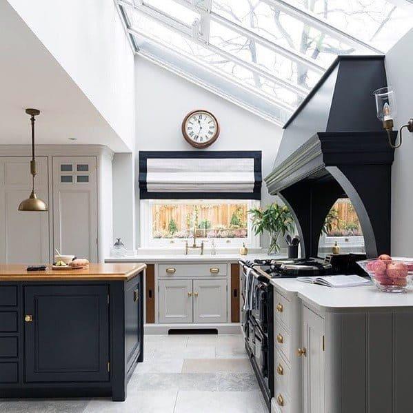 Sleek Kitchen Ceiling Ideas