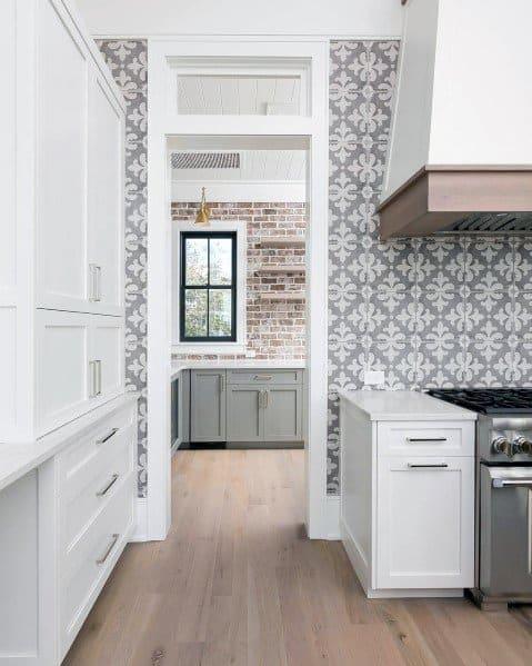 Sleek Kitchen Flooring Ideas