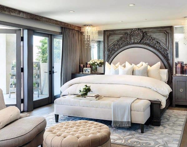 Sleek Master Bedroom Ideas