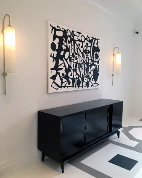 Sleek Painted Floor Ideas
