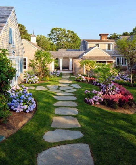 Sleek Stepping Stone Ideas