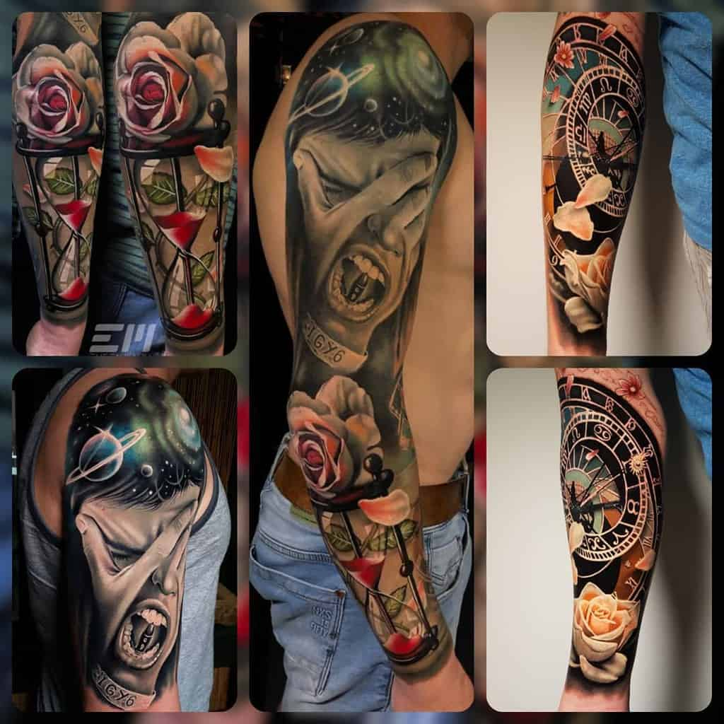 Sleeve Igy6 Tattoos Dirk.raes