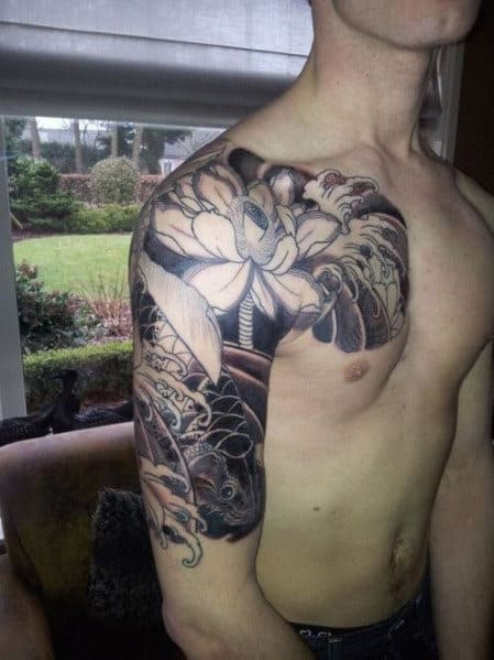 Sleeve Tattoos For Men Shoulder