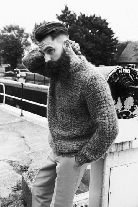 Magnificent 60 Hipster Haircuts For Men Locally Grown Styles Short Hairstyles Gunalazisus