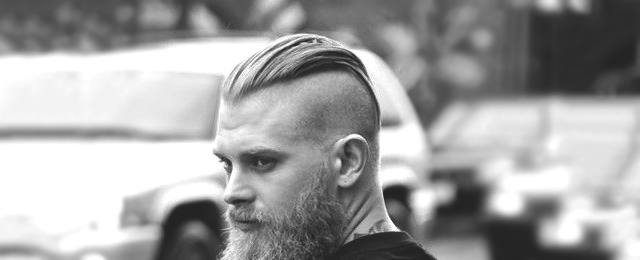 40 Slicked Back Undercut Haircuts For Men – Manly Hairstyles