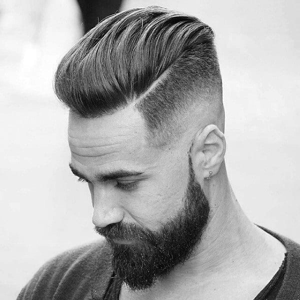 Forward Men Haircut Fade