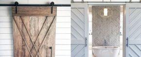 Top 60 Best Sliding Interior Barn Door Ideas – Interior Designs