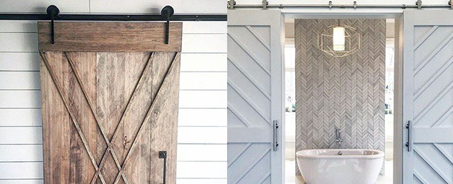 Sliding Interior Barn Door Ideas