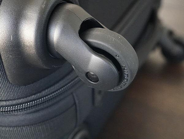 Sliding Roller Suitcase Wheels Black Ogio Alpha Convoy 522s Travel Bag