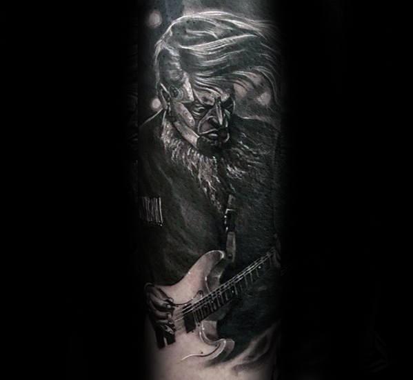 Slipknot Tattoo Ideas For Males