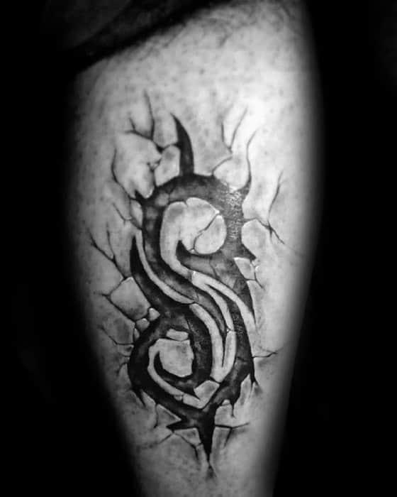Slipknot Tattoos Guys