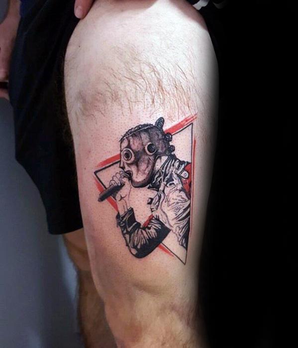 Slipknot Tattoos Male