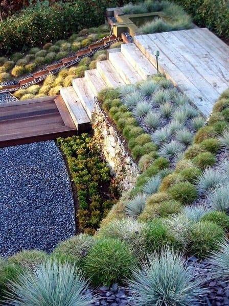 Slope Desert Landscaping Home Designs