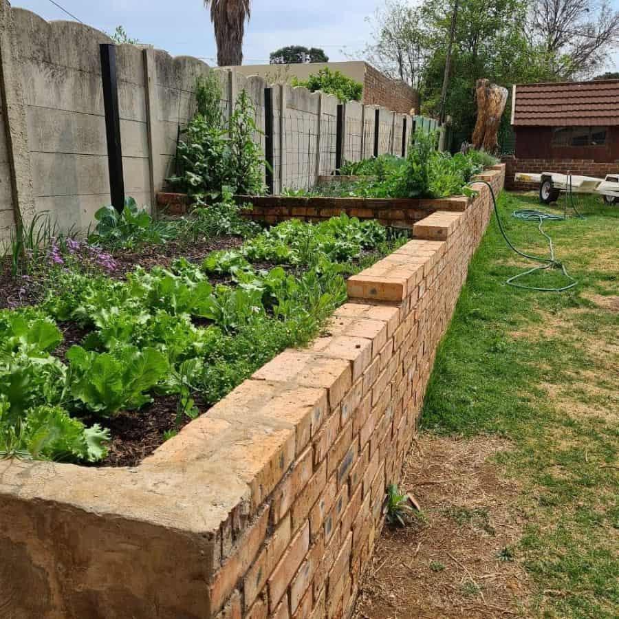 slope garden or multilevel raised bed raised garden bed ideas genuine_grow_gardens