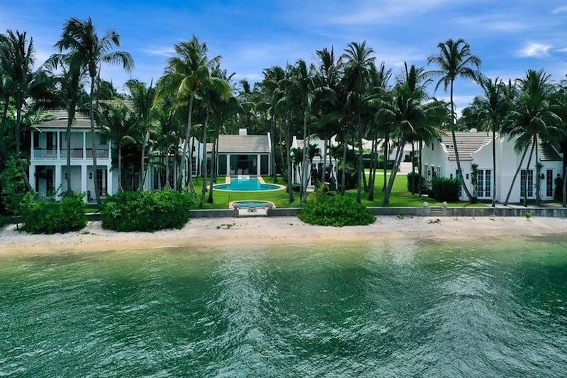 Sly Stallone Splashes $35 Million on Palm Beach Mansion