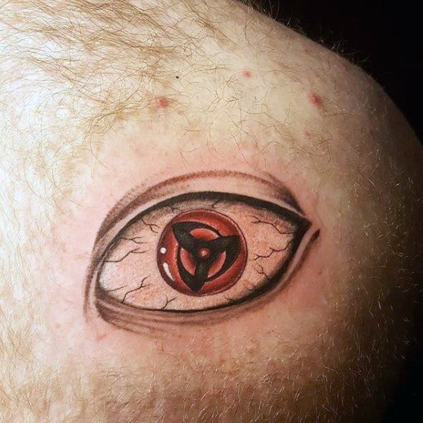 60 Naruto Tattoo Designs For Men - Manga Ink Ideas