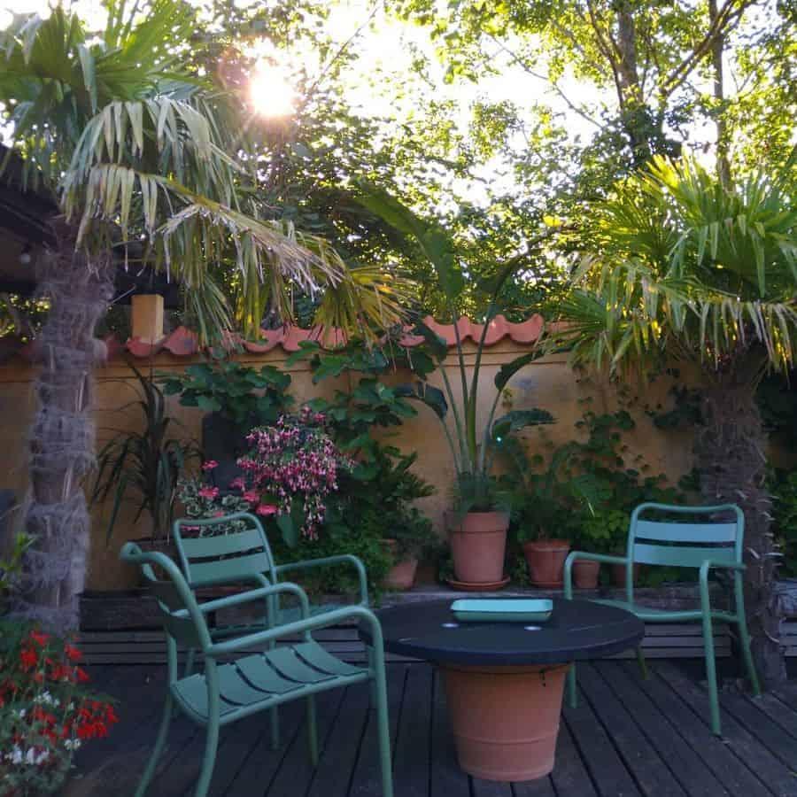 small backyard container garden ideas iminhave