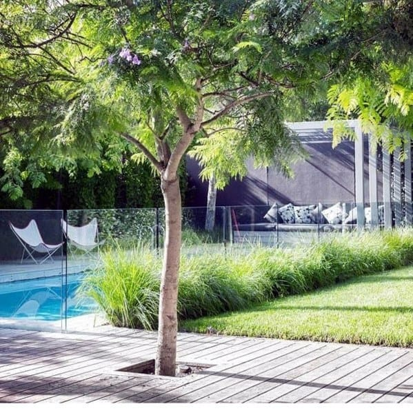 Small Backyard Ideas For Pool Landscaping