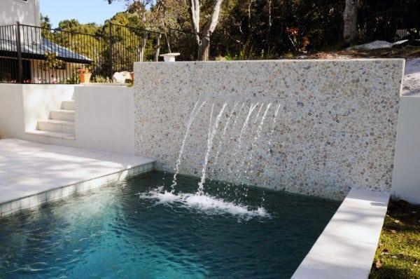 Small Backyard Waterfall Ideas