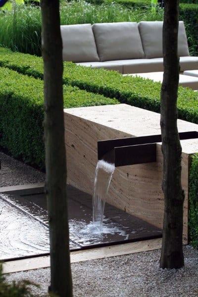 Small Backyard Waterfalls