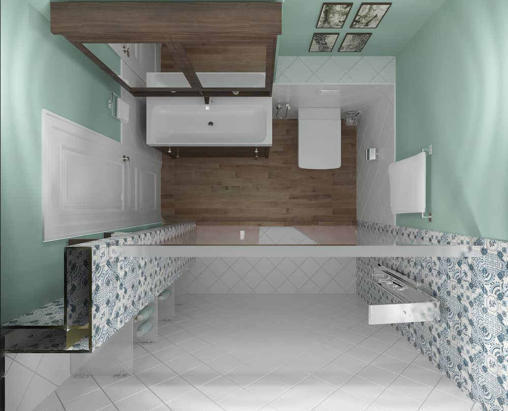 Small Bathroom Layout Ideas 2