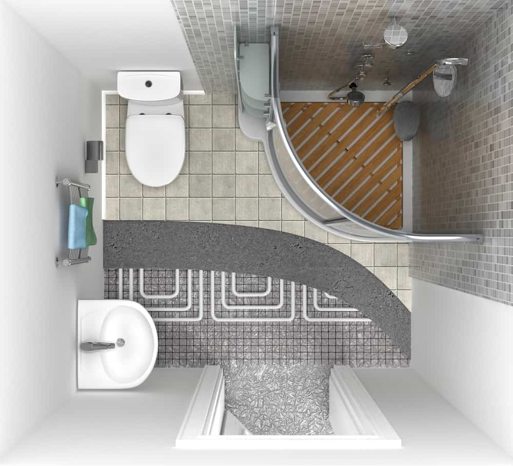 Small Bathroom Layout Ideas 8