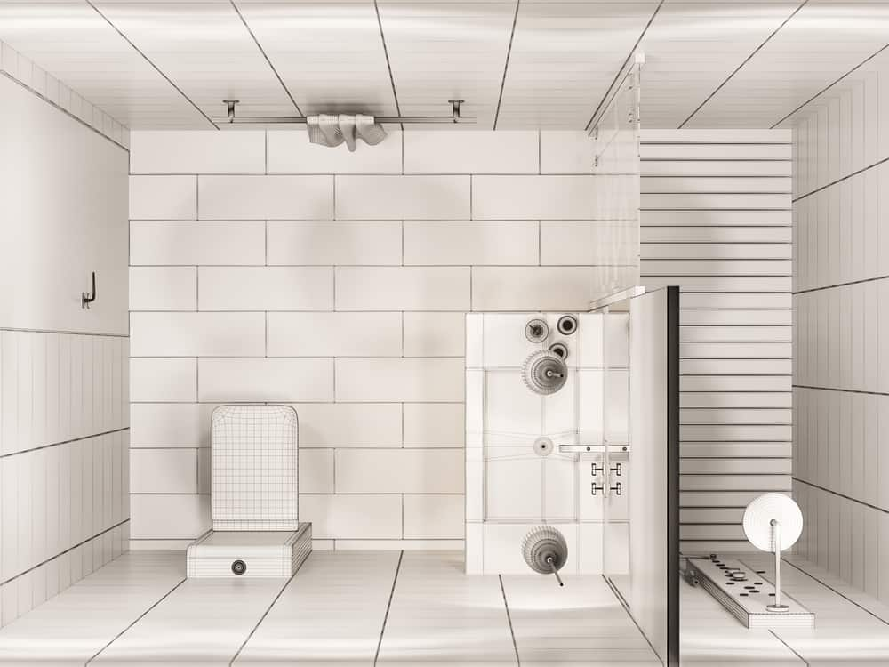 Small Bathroom Layout Ideas 9