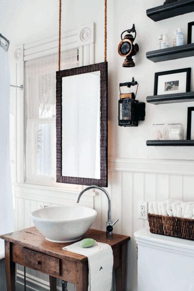 Small Bathroom Mirror Ideas