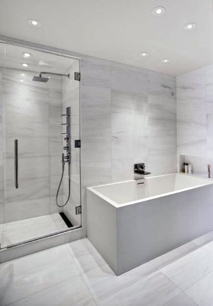 Small Bathroom Tile Shower Ideas