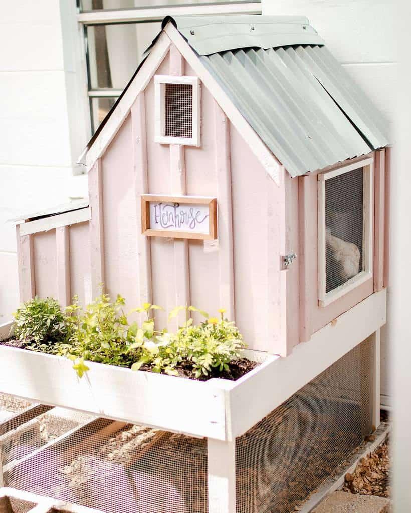 small chicken coop ideas sarahalisonholland