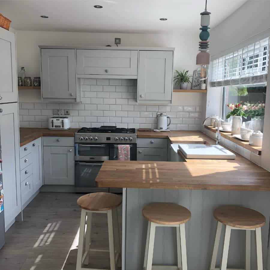 small country kitchen ideas ourbungalow_renovation
