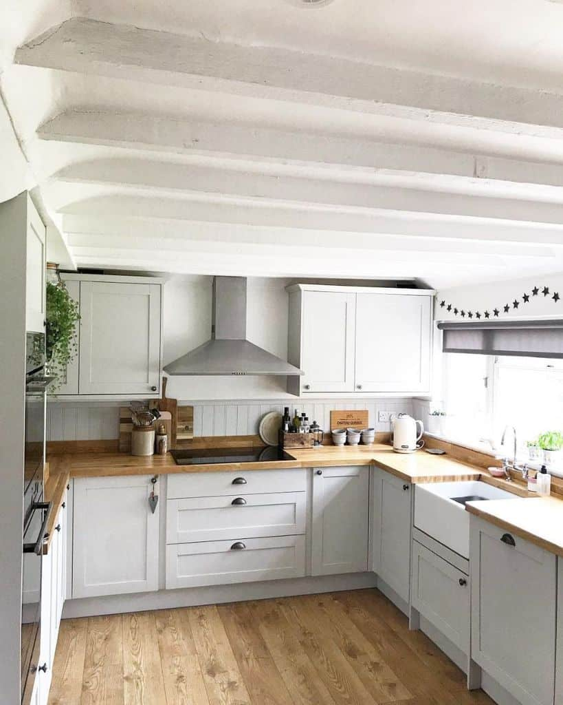 small country kitchen ideas theoldforgecottage