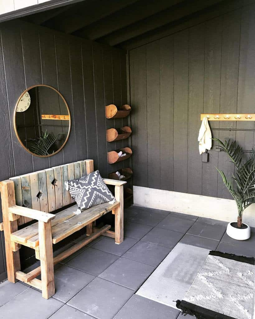 small covered patio ideas proclaimedpurpose