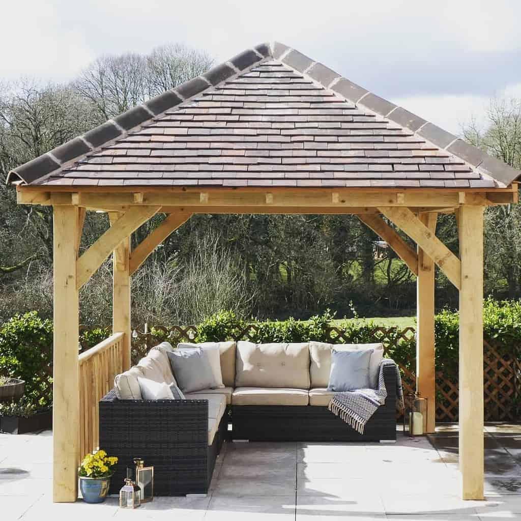 small covered patio ideas wyreoak