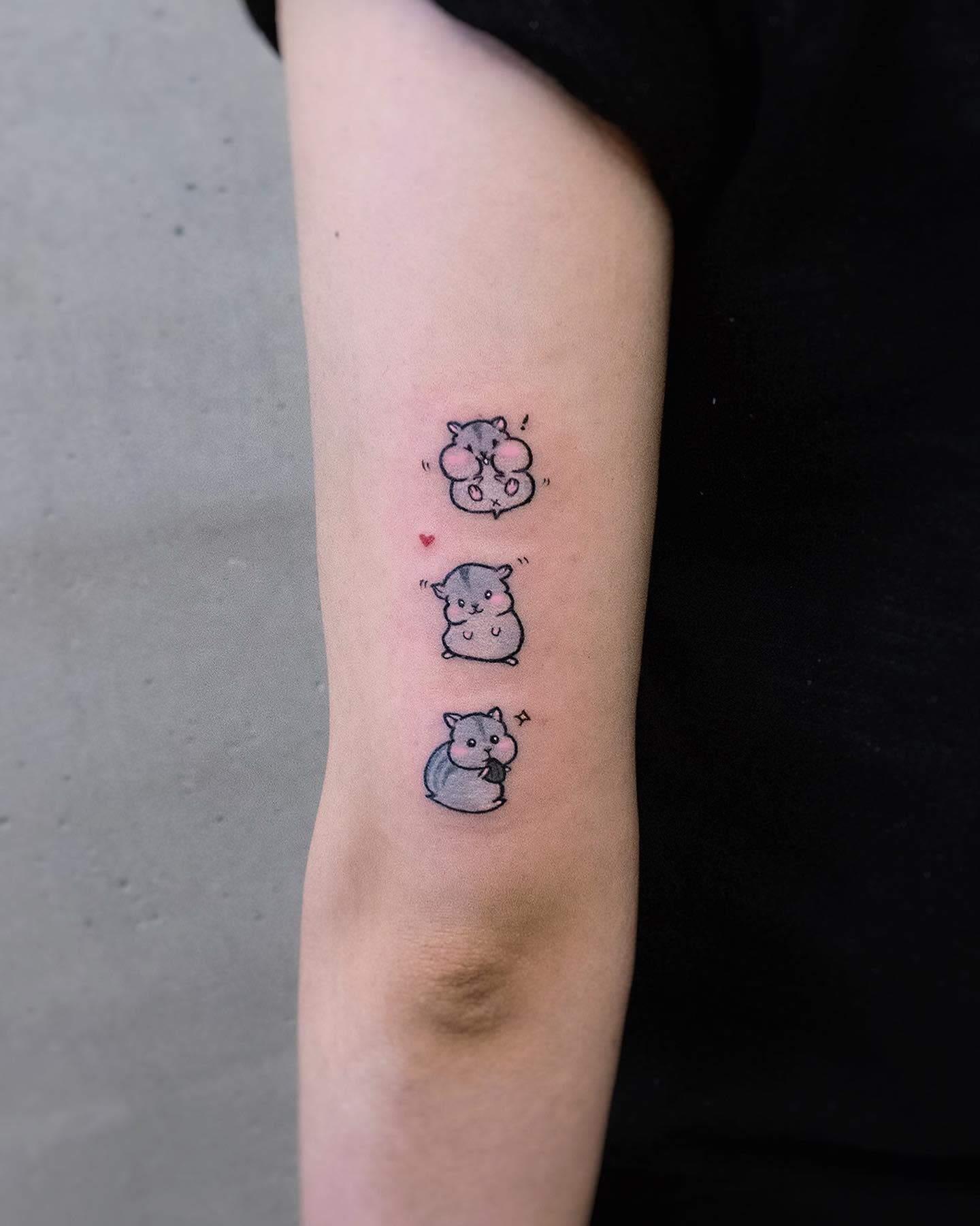 Small Cute Tattoo Newtattoo Sarah