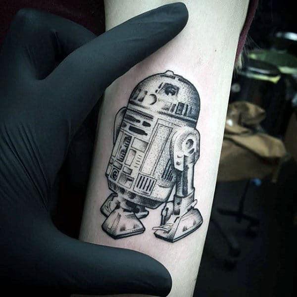 Small Dotwork Mens Inner Forearm Rd2d Tattoos
