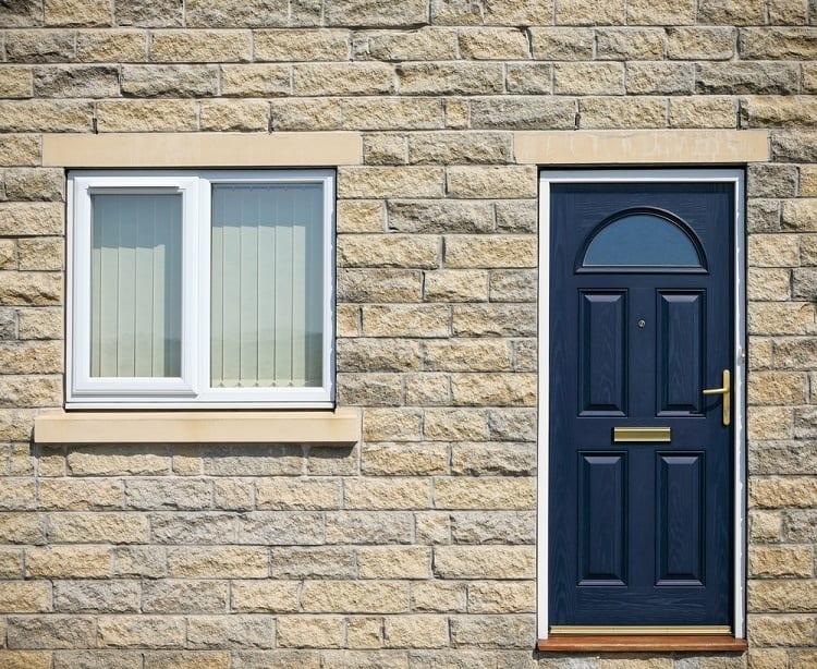 Small Exterior Window Trim For Brick Homes
