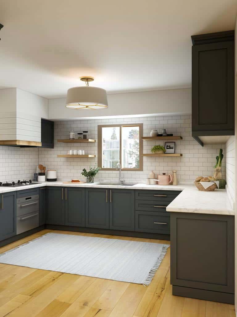 small farmhouse kitchen ideas 3