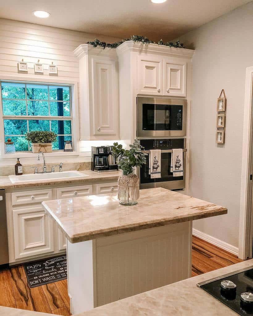 small farmhouse kitchen ideas lilyandjackco