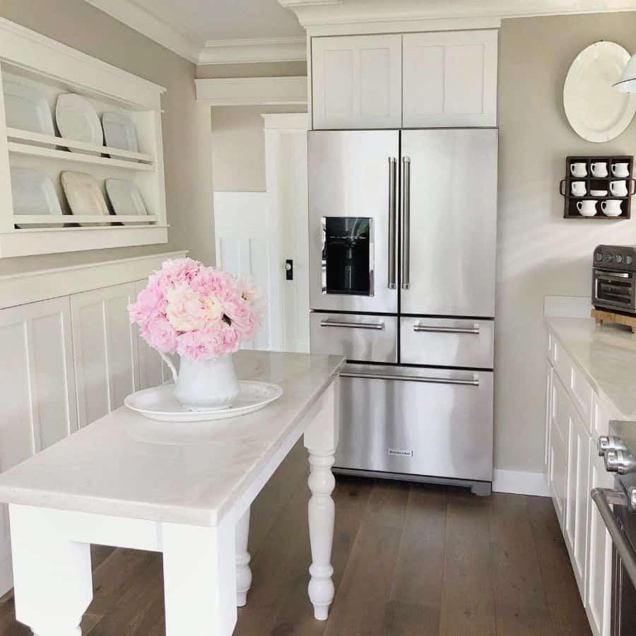 small farmhouse kitchen ideas vintagecrushin