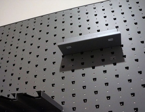 Small Gallow Tech Gun Wall Display Shelf