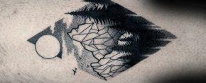 Top 51 Small Geometric Tattoo Ideas – [2020 Inspiration Guide]