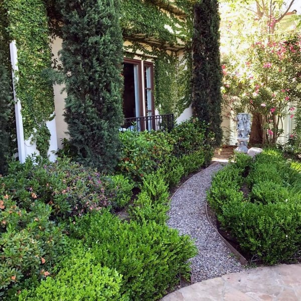 Small Gravel Walkway Ideas Inspiration