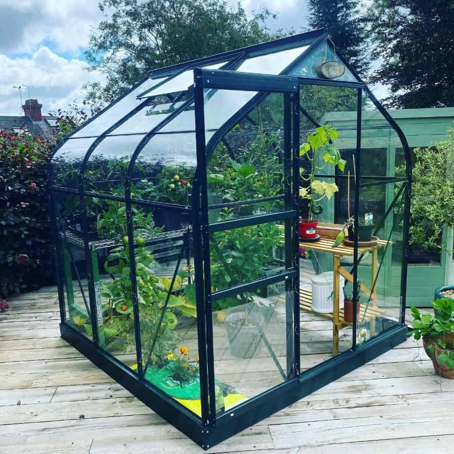 small greenhouse ideas sampopegi