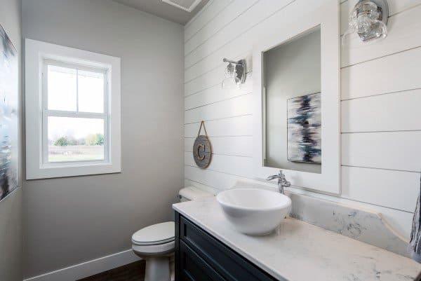 Small Half Bath Designs