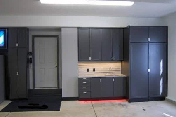 Small Home Garage Storage Ideas