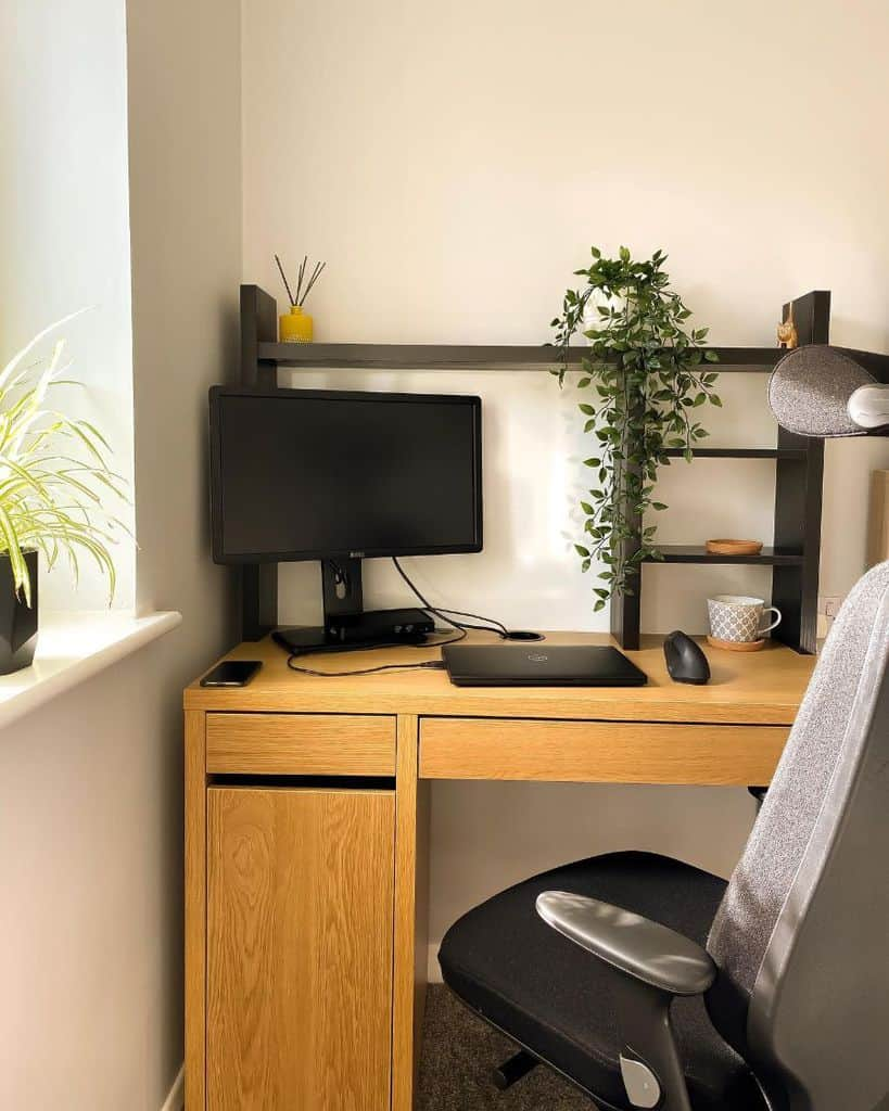 small home office desk ideas housetohomebeverley
